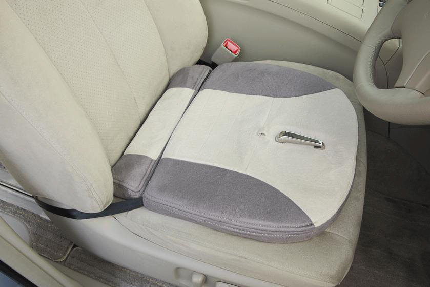 妊婦用シートベルト装着補助具「タミーシールド」