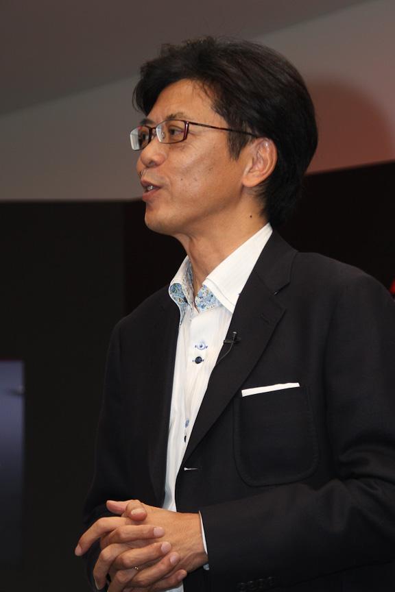 アウディ ジャパン大喜多寛社長