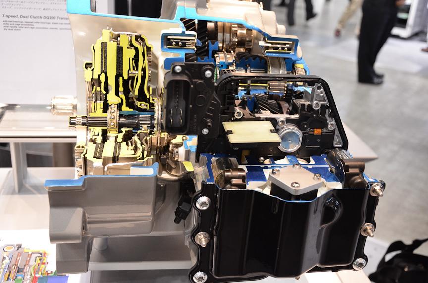 やはりシュフラーの7速デュアルクラッチATとその乾式クラッチ
