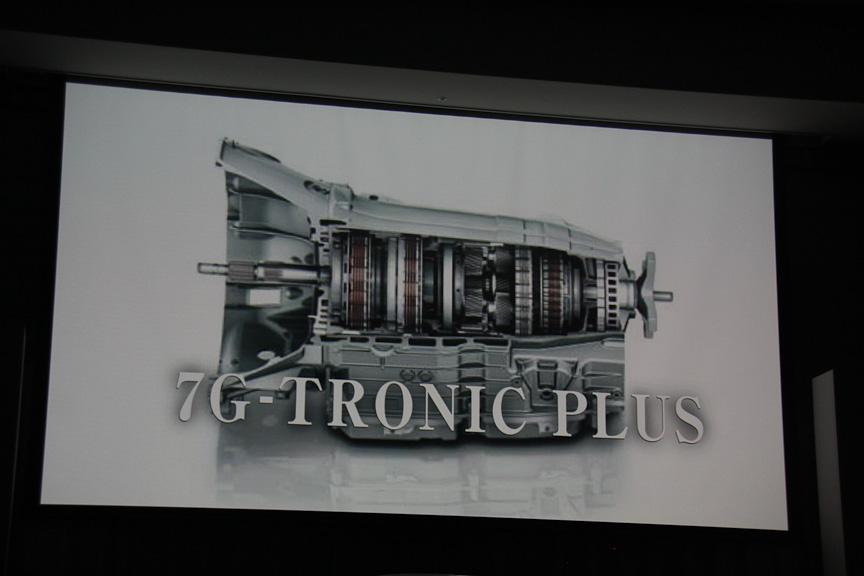 そして全モデル7速ATを搭載