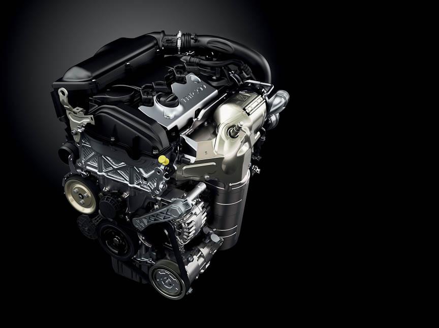 エンジンは直列4気筒DOHC 1.6リッターターボのみ