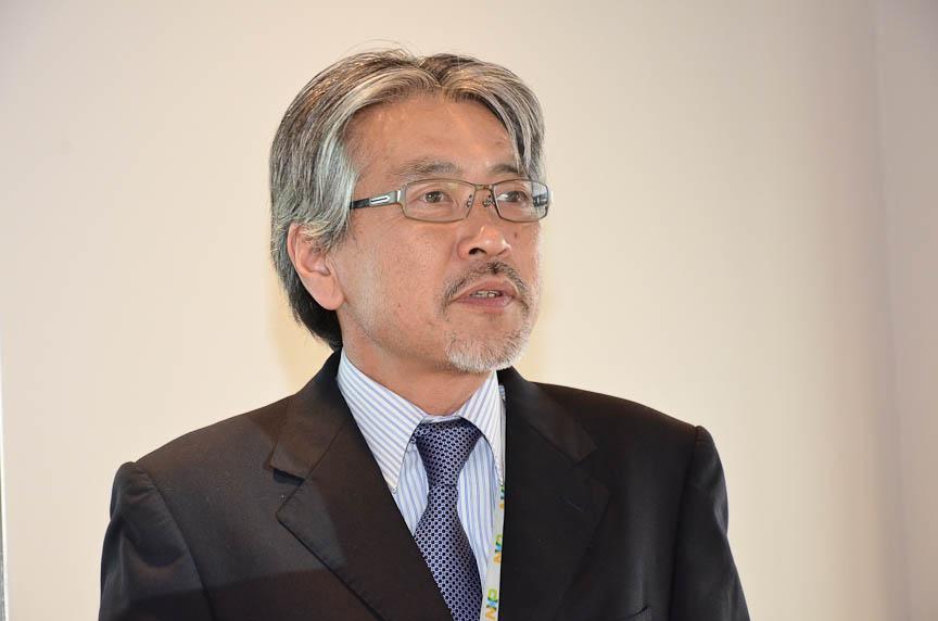 NXPセミコンダクターズジャパンの濱田氏