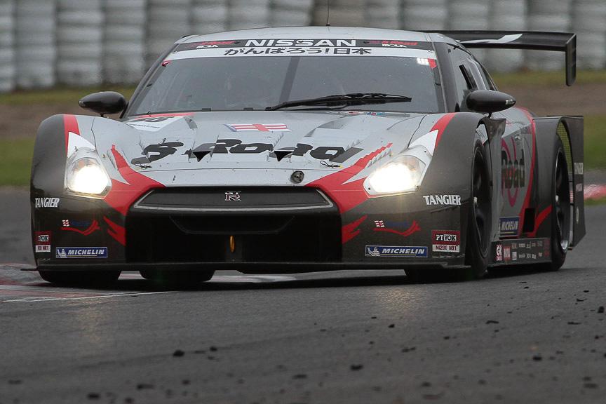 GT500で優勝したS Road MOLA GT-R