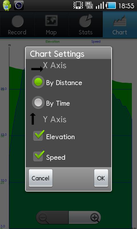 「Chart Setting」