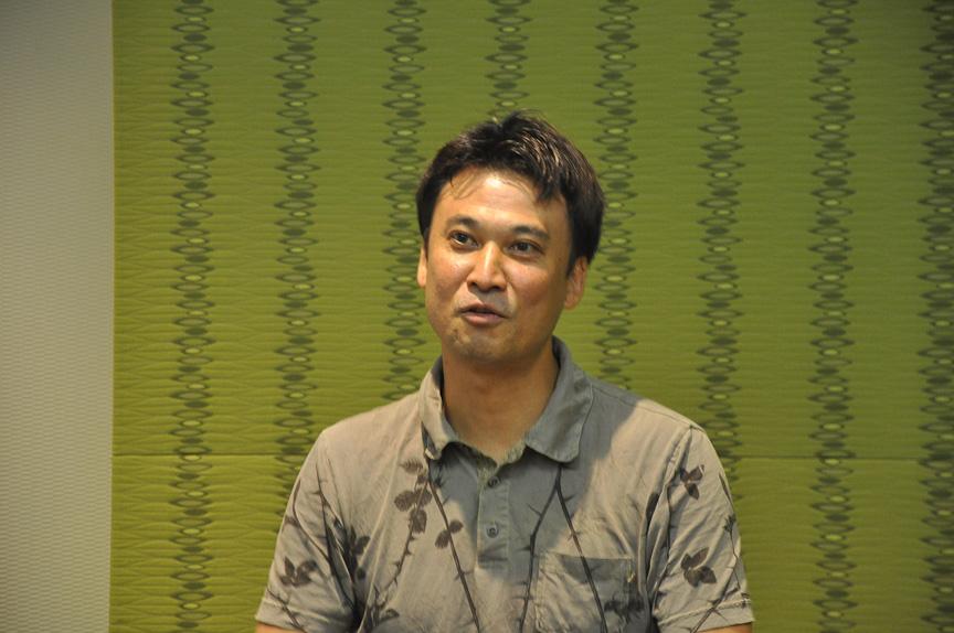 Forzaシリーズの開発を担当するTurn 10 Studiosのシニア ゲーム デザイナー 谷口潤氏