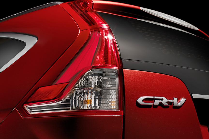 CR-Vプロトタイプ(欧州仕様)