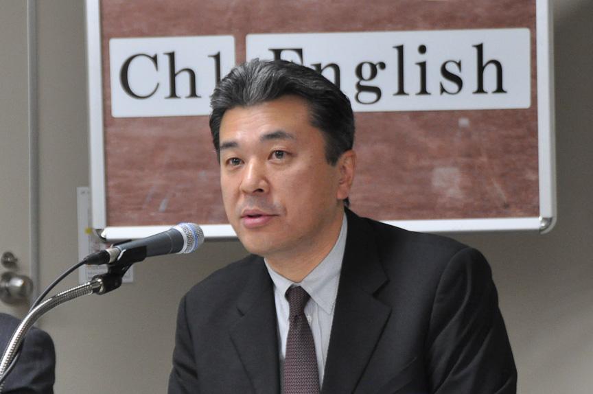 製品企画本部 チーフエンジニア 中嶋裕樹氏