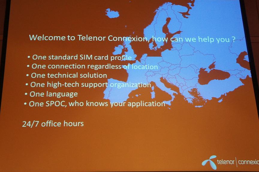 1枚のSIMカードで複数国をサポートすることができ、技術サポートなどを含め、すべて提供する