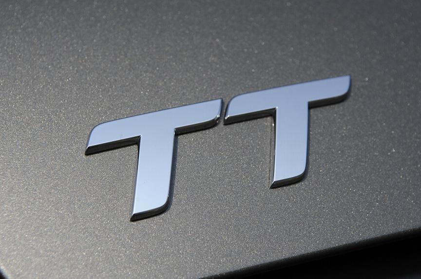 TTのエンブレム