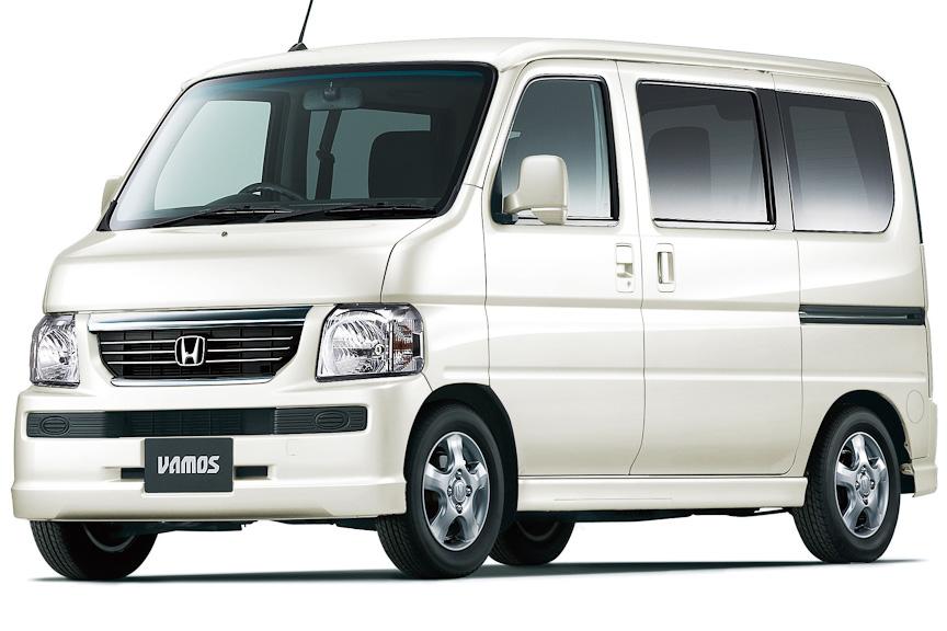 バモス G(4WD/3速AT)(プレミアムホワイト・パール)