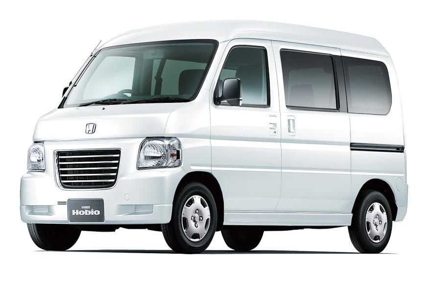 バモス ホビオ Pro(2WD/5速MT)(タフタホワイト)