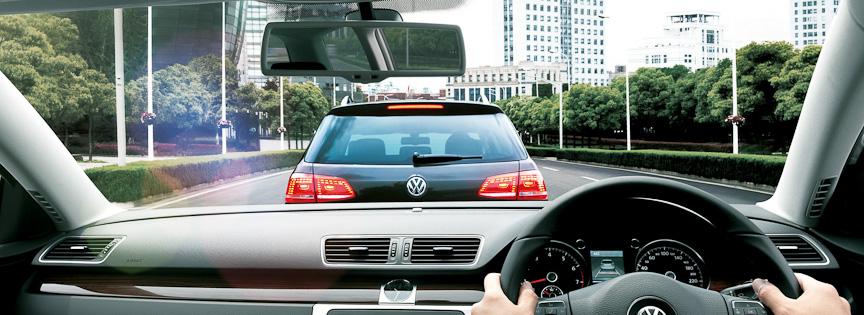 低速域追突回避・軽減ブレーキシステム「フロントアシスト」の作動イメージ