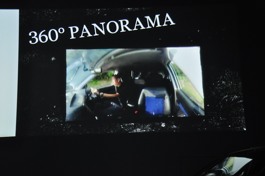 360度のパノラマ写真も用意されるようだ