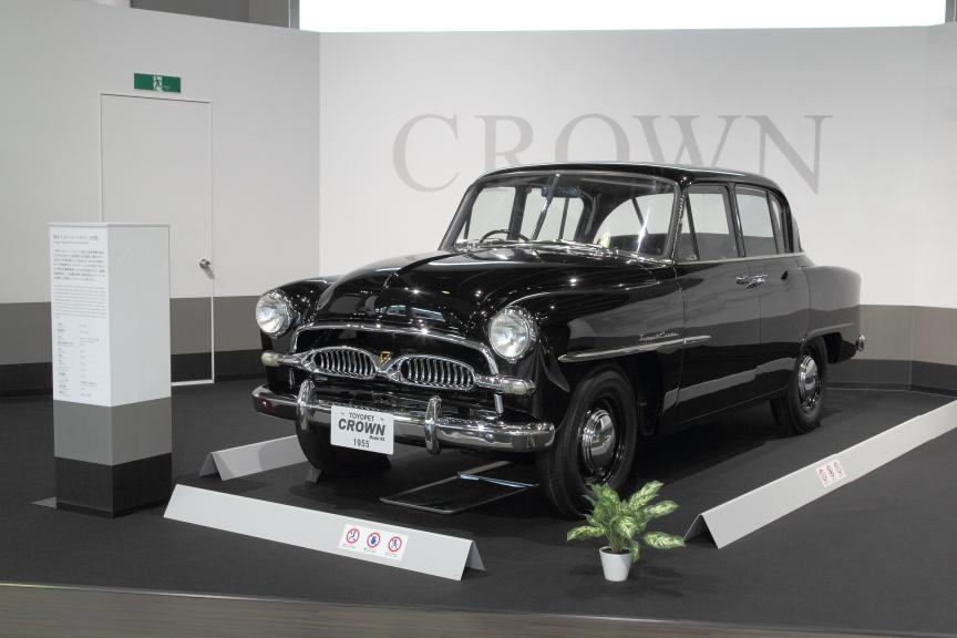 1955年 初代 トヨペット クラウン(RS型)
