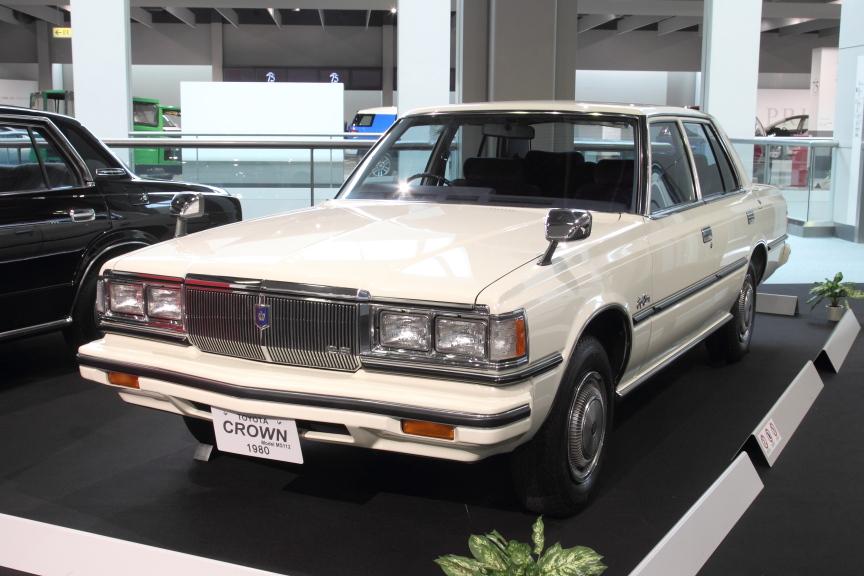 1980年 6代目 トヨタ クラウン(MS112型)