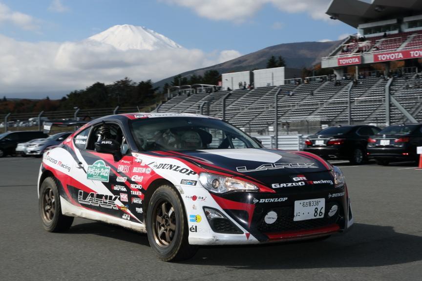 2012全日本ラリー GAZOO Racing TRD 86
