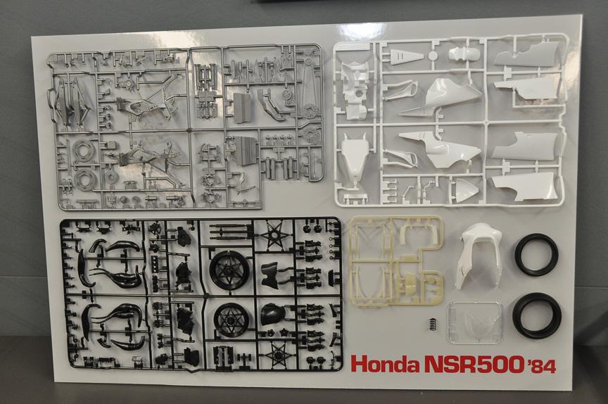 NSR500のパーツ一覧