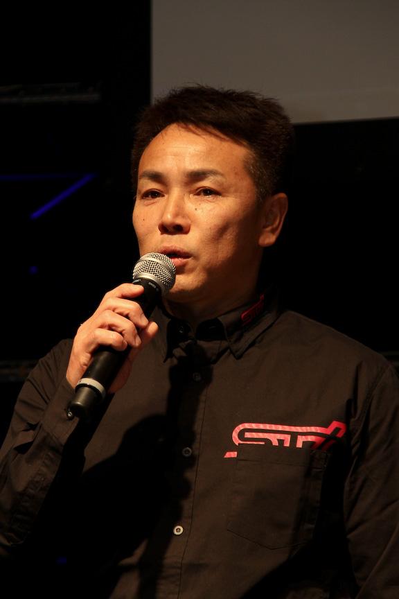 吉田寿博選手