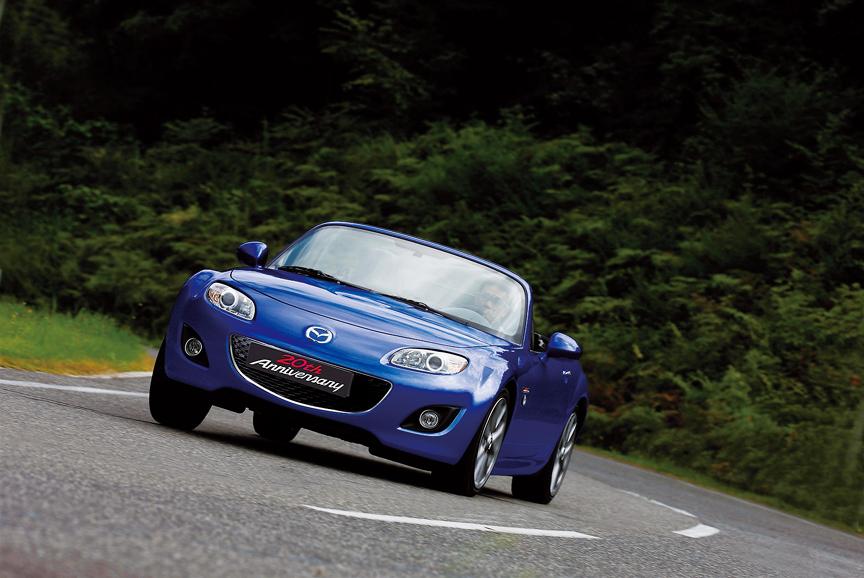 MX-5 20周年記念車(欧州仕様車)