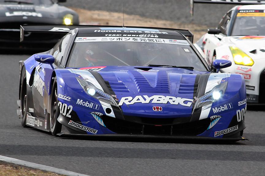 2013年シーズンは韓国での開催が予定されていたSUPER GT