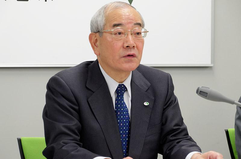 NEXCO東日本 代表取締役社長 廣瀨博氏