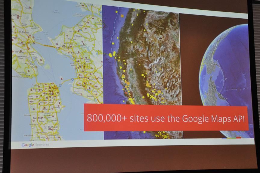 80万サイトがグーグルのテクノロジーを利用