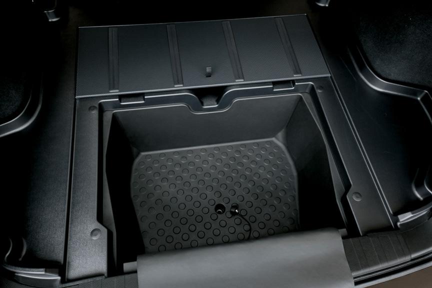水洗い可能な大容量サブトランク
