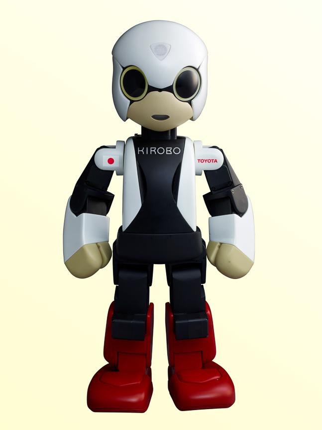 ロボット宇宙飛行士「KIROBO(キロボ)」