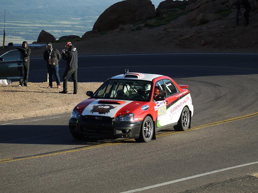 2003 Subaru WRX