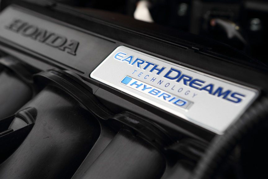 新型フィット ハイブリッドはシステム全体で101kW(137PS)/170Nm(17.3kgm)を出力