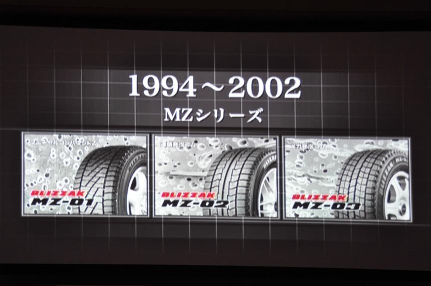 ミラーバーンに対応した、MZシリーズ