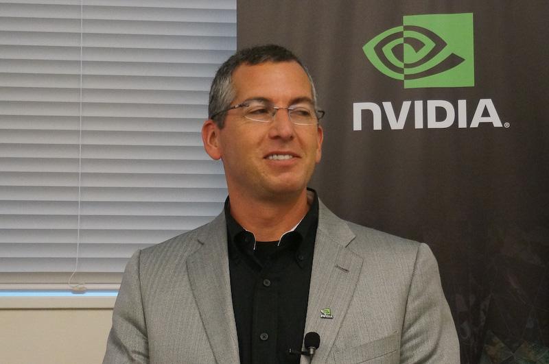 NVIDIA オートモーティブ部長 ダニー・シャピーロ氏