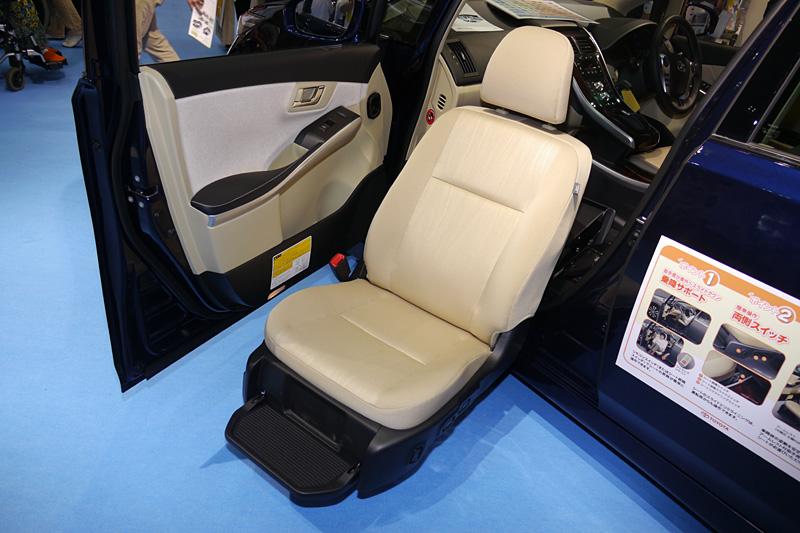 SAI 助手席リフトアップシート車 Bタイプ