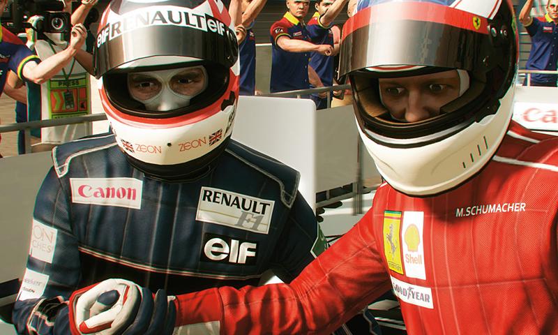 「F1 2013」のスクリーンショット