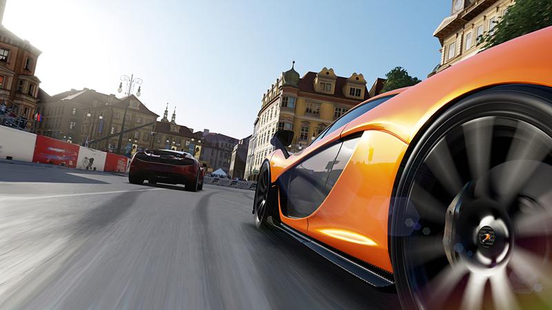 Xbox Oneソフト「Forza Motorsport 5」のスクリーンショット