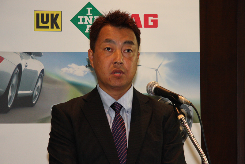 本田技術研究所 四輪R&Dセンターの齋藤進主任研究員