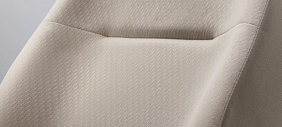 N-WGNのシート表皮は全車ファブリック