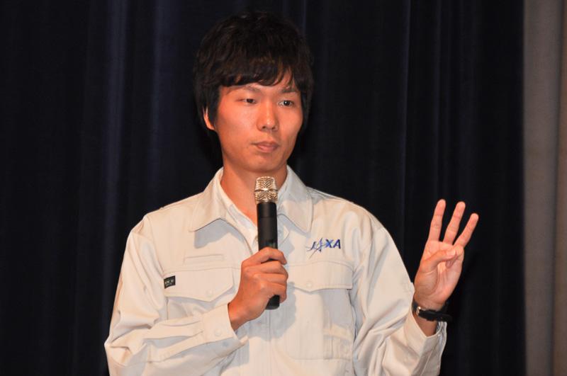 JAXA 第一衛星利用ミッション本部 衛星測位システム技術室 吉川和宏氏