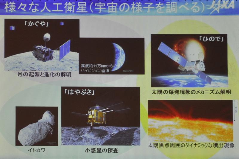 宇宙観測衛星