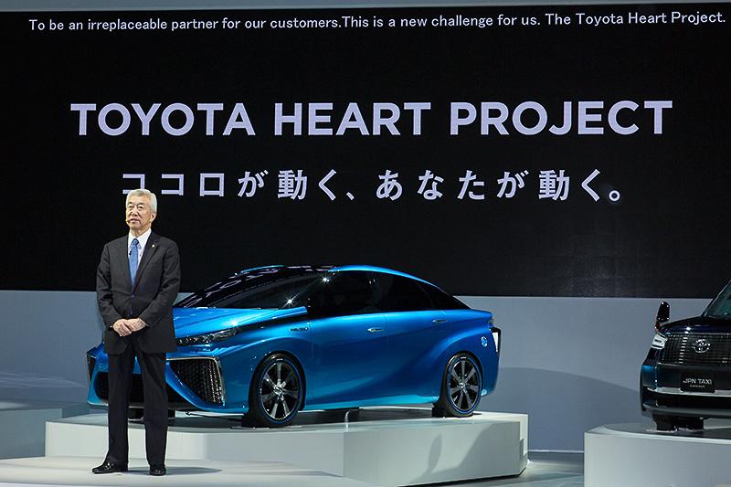 トヨタ自動車取締役副社長 加藤光久氏