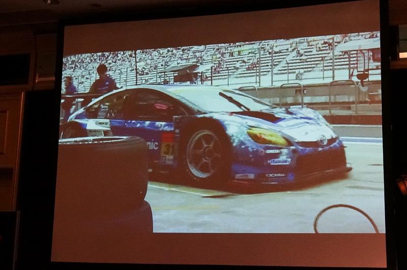 来年はこのPRIUS GTでOGT! Racingの実証実験が行われる予定。なお、参戦体制などに関しては2014年2月以降に正式発表される予定