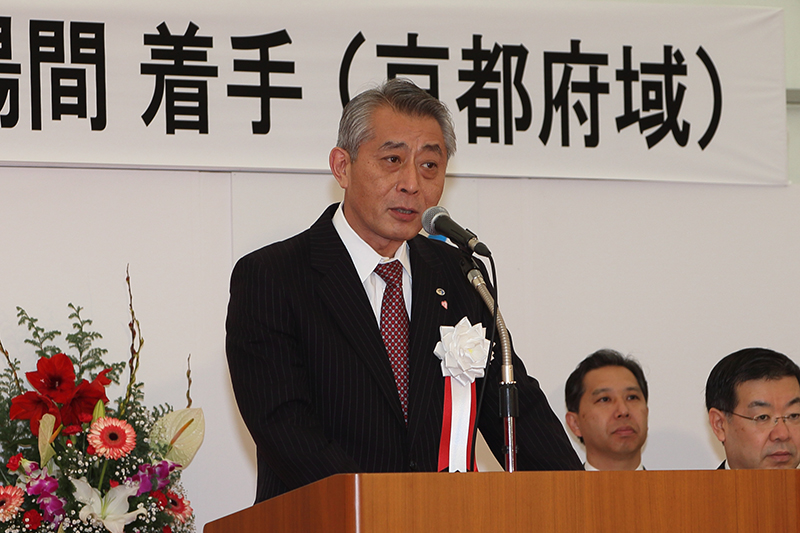 西日本高速道路 代表取締役社長 石塚由成氏