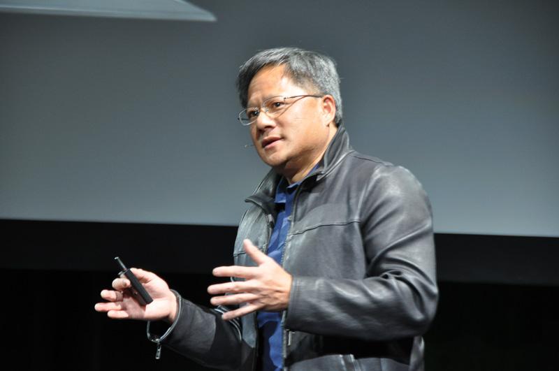 NVIDIA CEO社長兼CEOのジェンスン・ファン氏