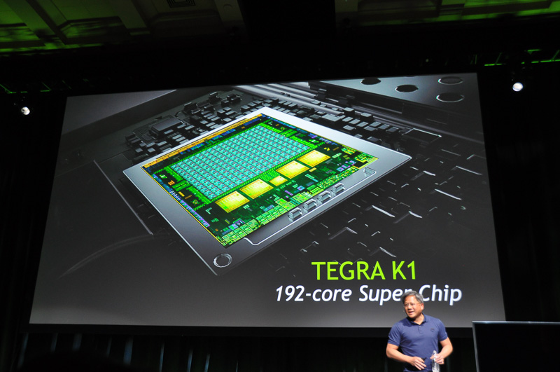 Tegra K1を紹介