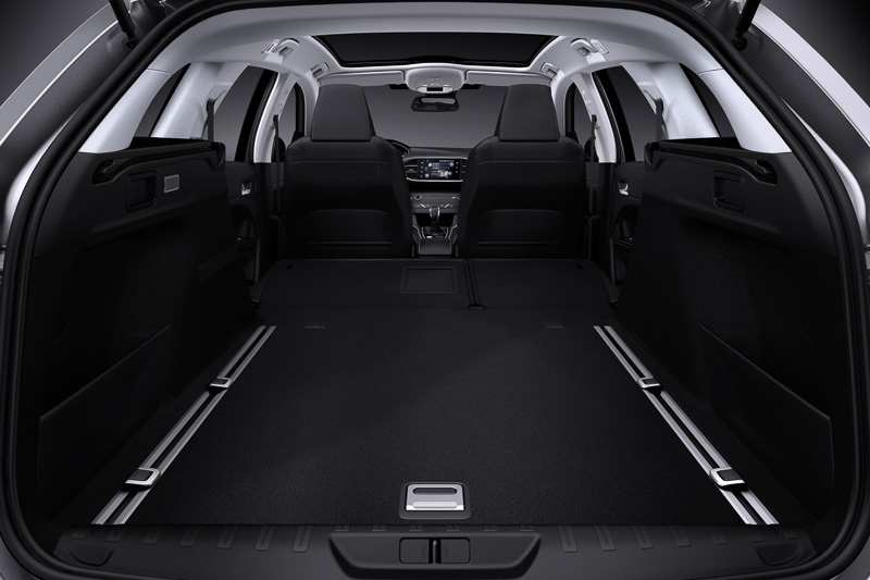 308シリーズ(日本未導入)に、2014年4月追加予定という新型「308 SW」
