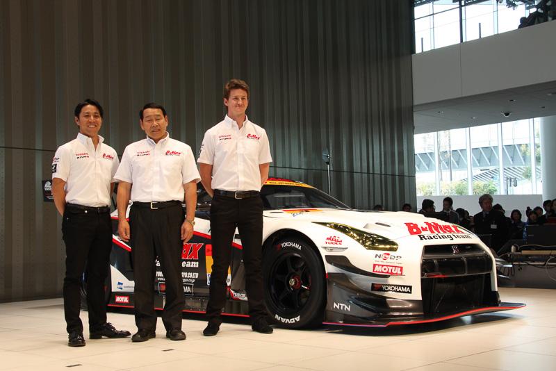 GT300クラスには昨シーズン同様、FIA GT3仕様の「NISSAN GT-R NISMO GT3」で参戦する