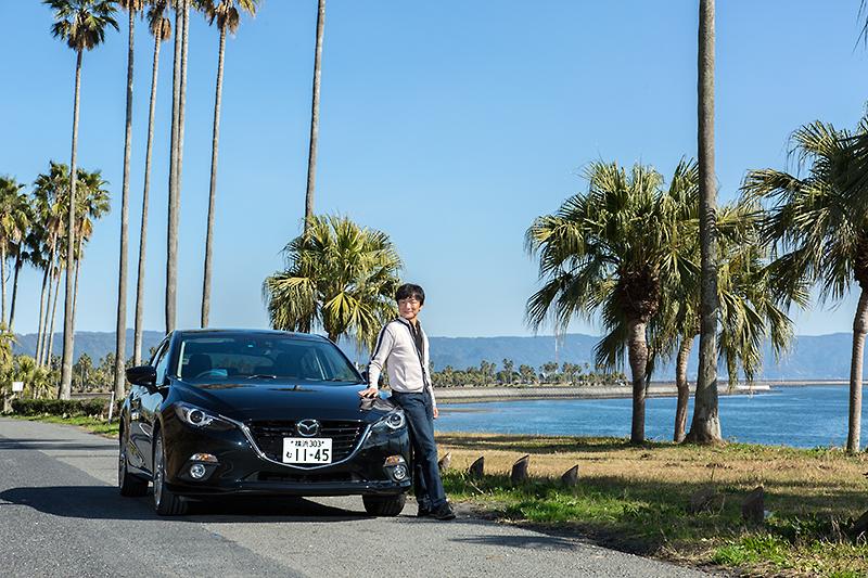 岡本幸一郎、1年ぶりに鹿児島を訪ねてみました