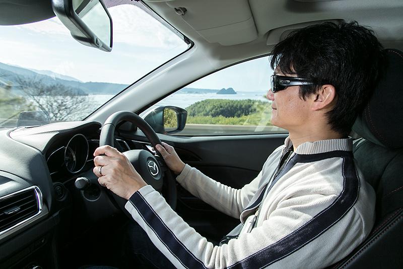 ディーゼルのトルクを感じながらのドライブは楽しいです