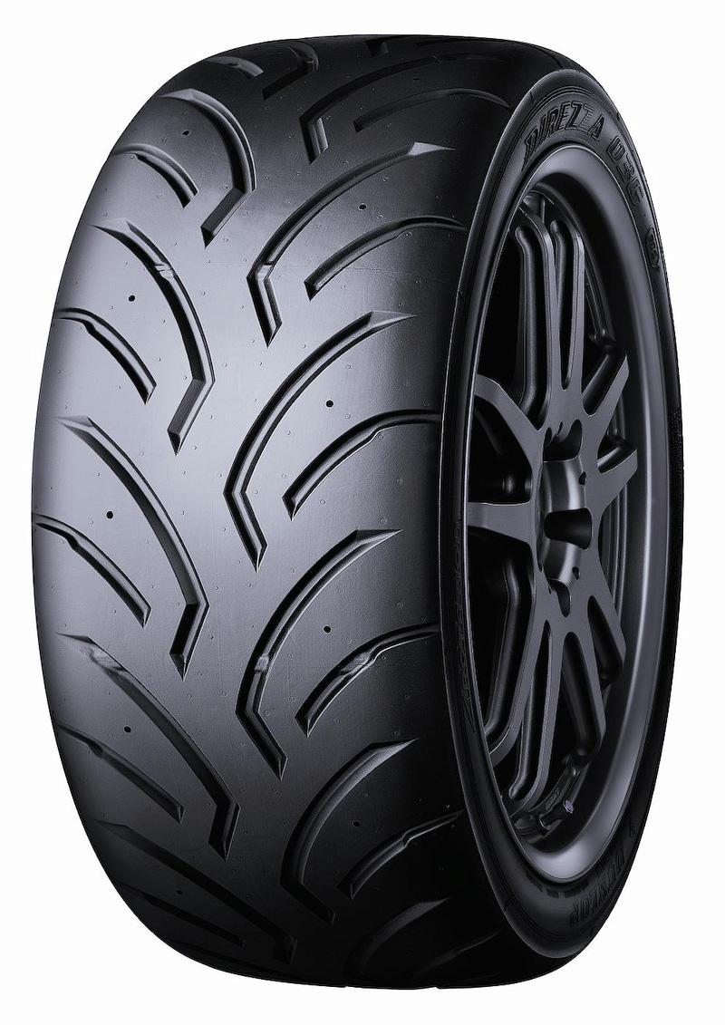 ジムカーナ、サーキット競技用タイヤ「DIREZZA 03G」の新スペック「M4」