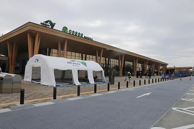 3月19日にリニューアルオープンする「Pasar(パサール)守谷」(上り)
